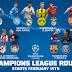 مواعيد مباريات دور الـ16 بدوري أبطال أوروبا 2017 والقنوات الناقلة