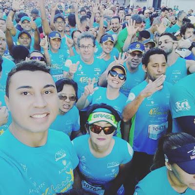 4K Clube participa da prova de 10 km mais rápida do país