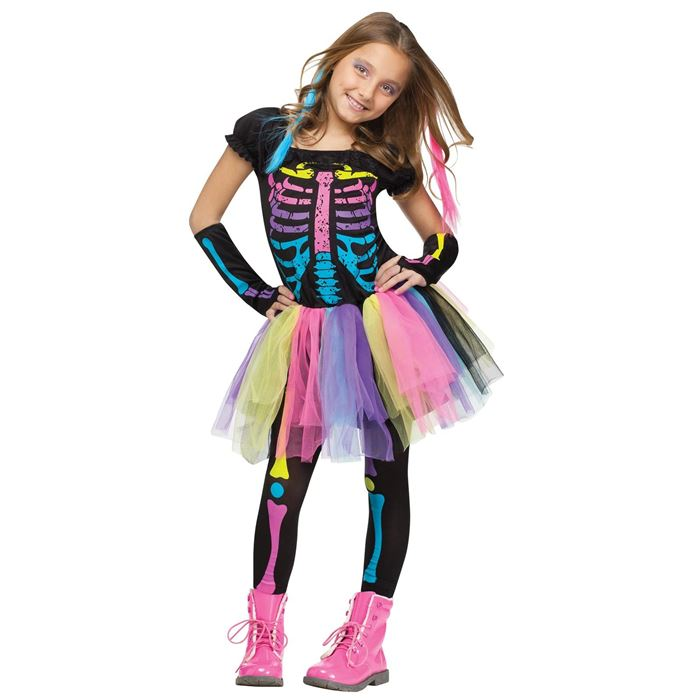 Horror Kids Halloween Costumes For Girls