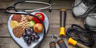Olahraga, Makanan, dan Diet