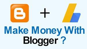 Cara membuat blog pasang iklan gratis di Blogspot