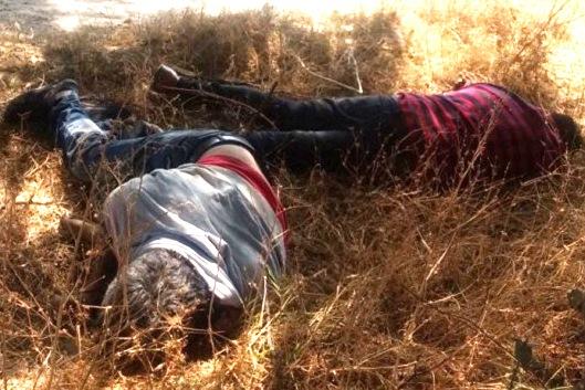 Dos ejecutados en Tecamachalco