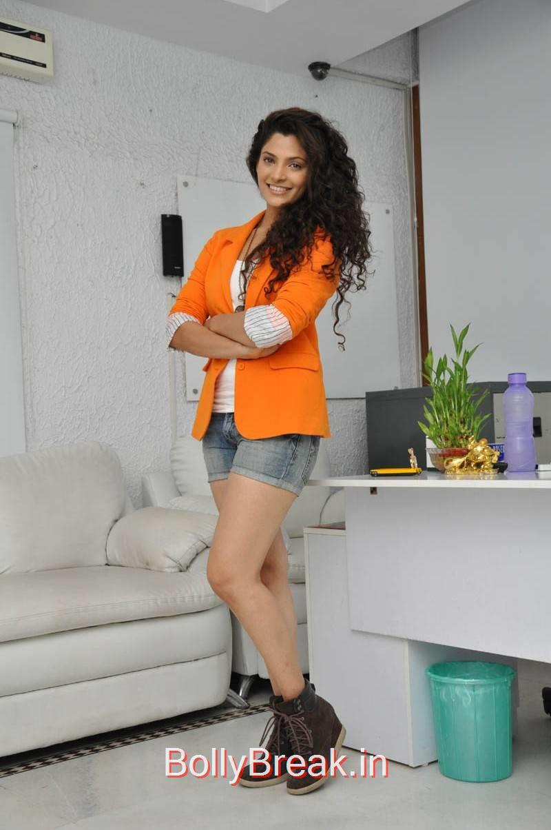 Saiyami Kher Photoshoot Stills, Saiyami Kher Hot Pics from Rey Movie Interview