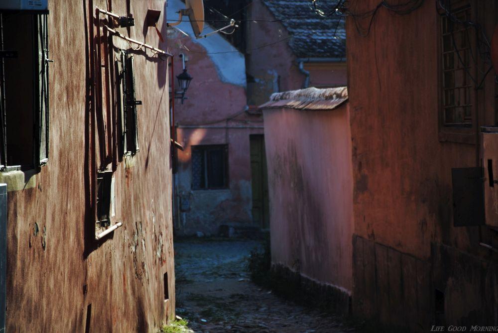 Sighisoara - serce Transylwanii.
