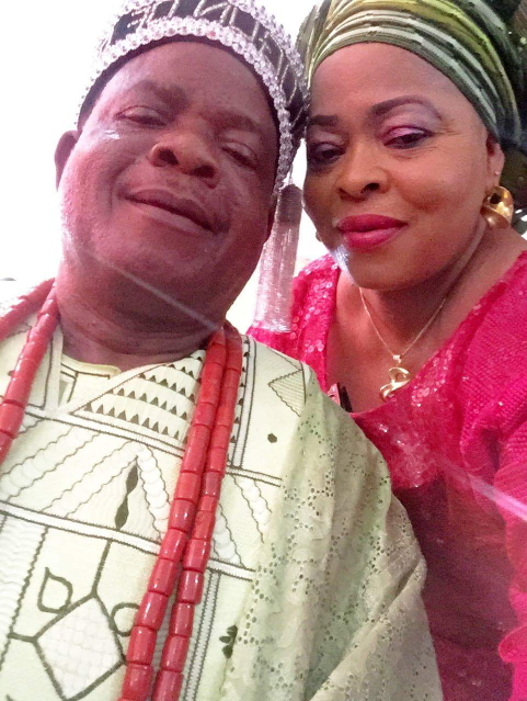 chief kola oyewo 70th birthday party