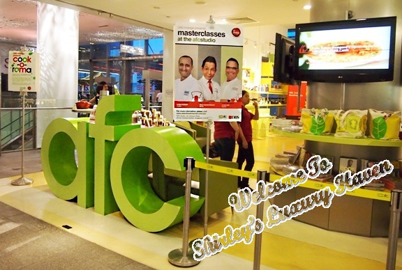 afc studio cooking demo orchard central