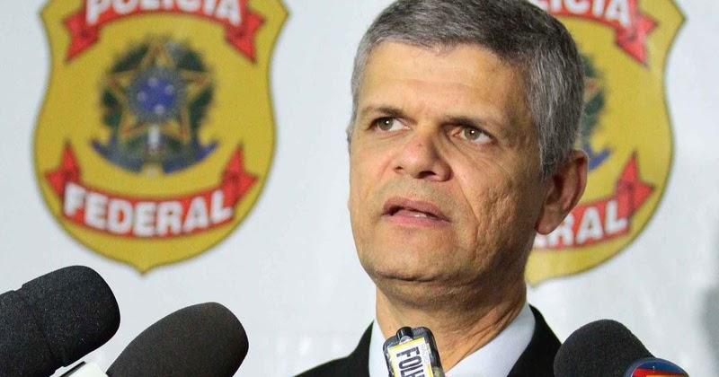 Chefe de comunicação da Polícia Federal em Pernambuco, Giovani Santoro