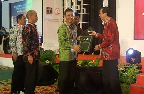 Pemko Padang Kembali Raih Penghargaan HAM