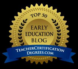 http://www.teachercertificationdegrees.com/top-blogs/early-childhood-education/