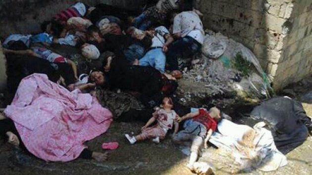 Gadis Kecil Aleppo Menangis, Beragam Senjata Canggih Sudah Dijatuhkan, Bermil Paling Ringan!