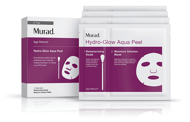 Murad Age Reform Hydro-Glow Aqua Peel Mengekalkan Keremajaan Kulit