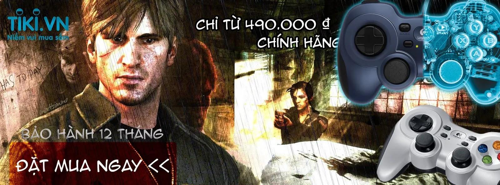 tay cam logitech AowVN.org minz - [ HOT ] Silent Hill Việt Hóa Full | Android & PC - Game Kinh Dị tuyệt hay
