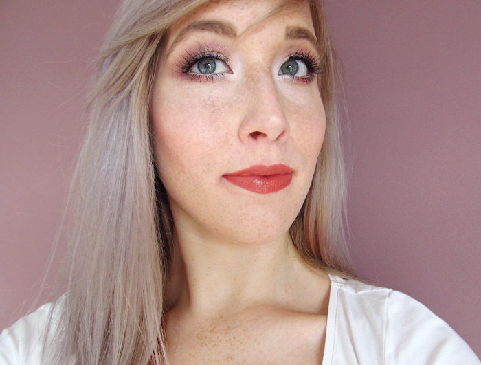 loreal lip paint nude