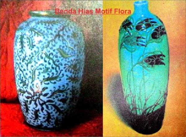 benda-hias-motif-flora