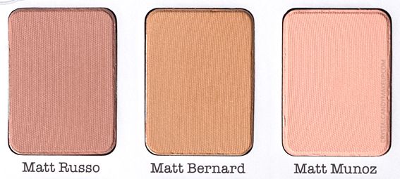TheBalm Meet Matte Ador Eyeshadow Palette Review