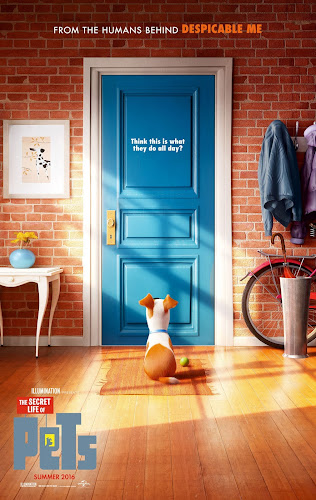 The Secret Life of Pets (HDRip 1080p Ingles Subtitulada) (2016)