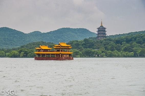 Hangzhou. Un dia en Hangzhou, la ciudad del lago del oeste