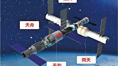 Tiangong-2 space lab