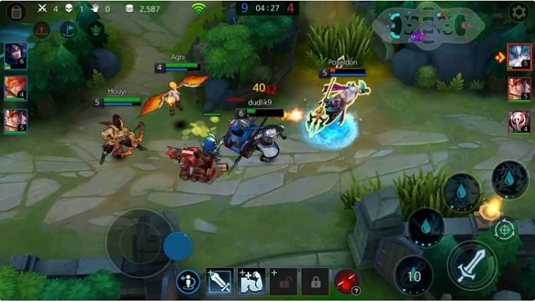Game Moba Android Bagus