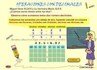 http://www3.gobiernodecanarias.org/medusa/eltanquematematico/todo_mate/openumdec/suma_dec/suma_dec.html