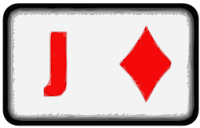 jack of diamonds playing card