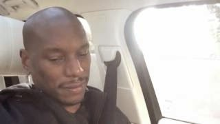 Tyrese Makes Shreveport and Surrounding areas Upset