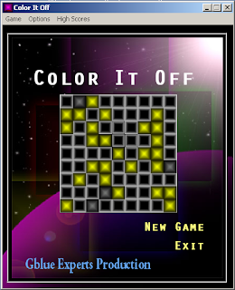 Color It Off - PC game