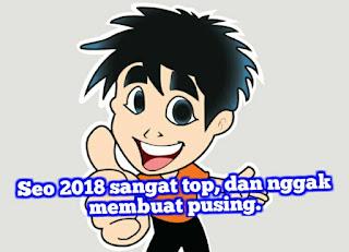 teknik seo 2018