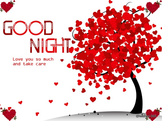 Top 100 Good Night With Heart Images