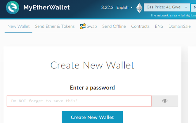 how to generate ERC-20 compatible ethereum wallet address