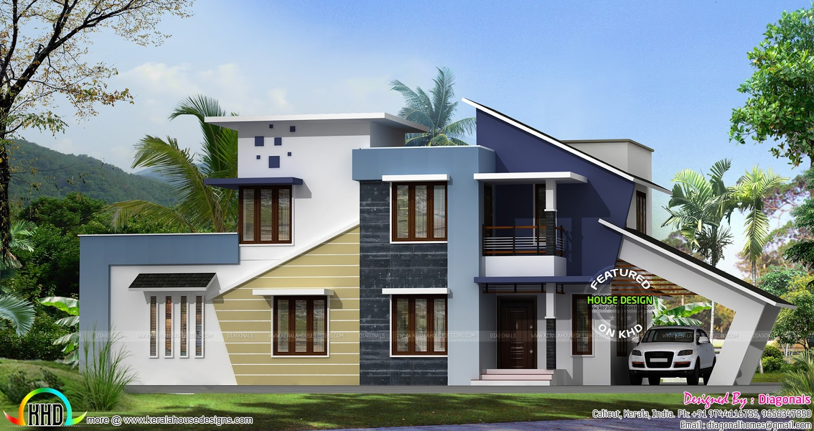 House Designs: New Home Designs Latest: Modern House