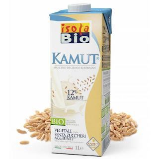 Bebida vegetal de kamut