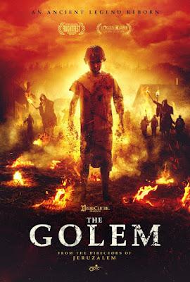 The Golem 2018 DVD R1 NTSC Latino Cam