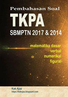 Ebook Pembahasan Soal TKPA SBMPTN 2017 dan 2014