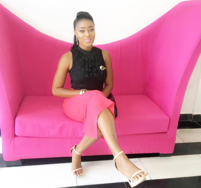 Actress Peggy Ovire in new photos