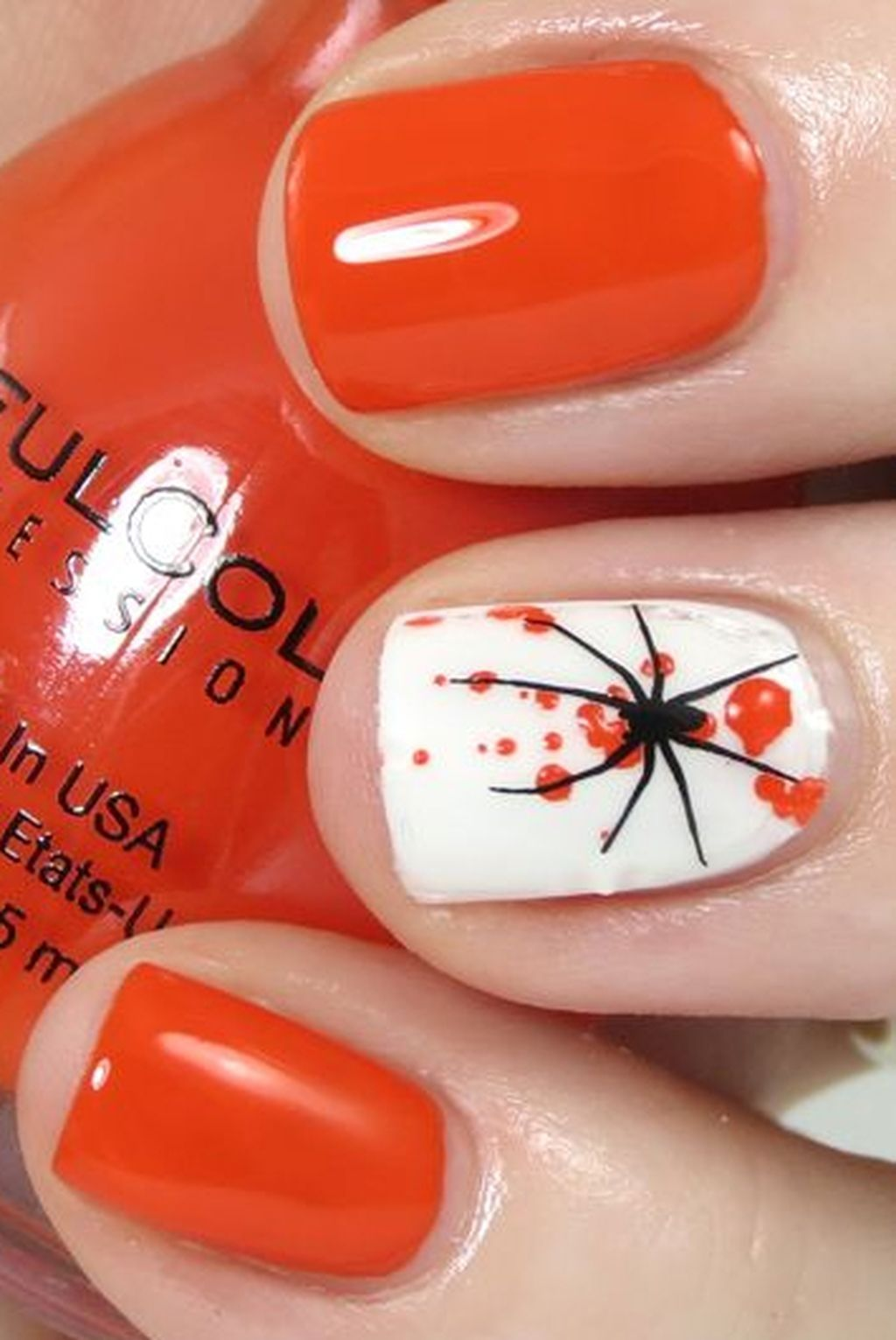 Hot Halloween Wedding Nails Ideas