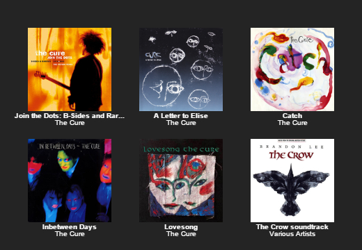 Life on this Planet The Cure 15 Best Songs & 5 Best Non Album Tracks