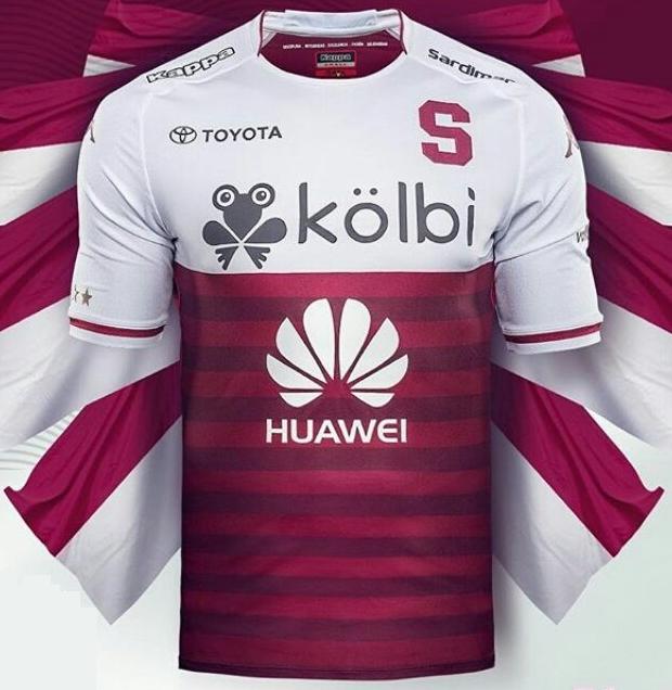 Kappa lança a nova camisa titular do Saprissa - Show de Camisas 569d5bb20e8ed