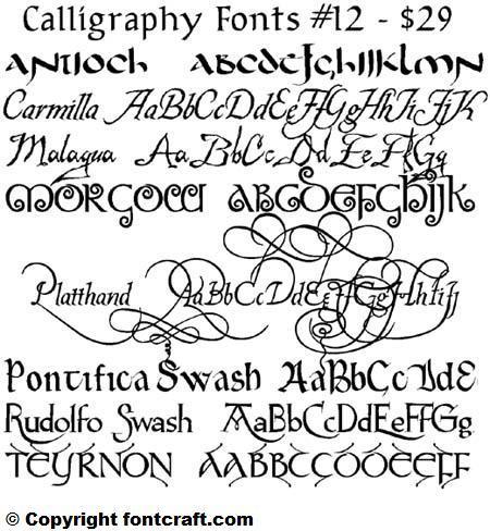 Scribbles Calligraphy Art