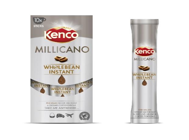 Kenco Millicano Stick Packs – perfect for summer travels! 2