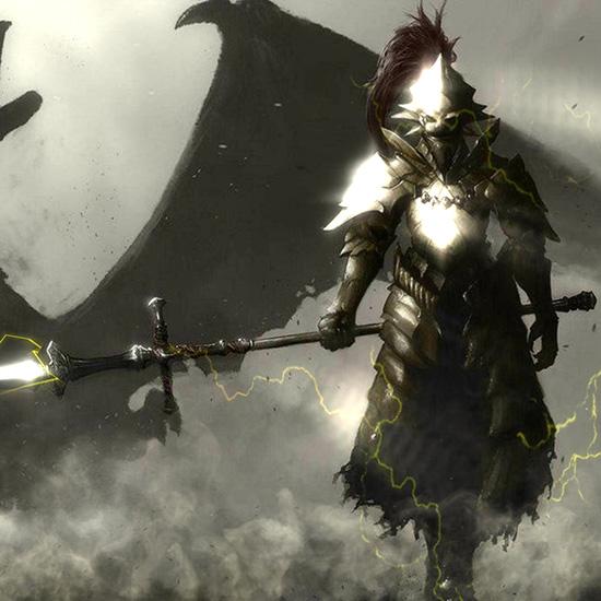 Dragonslayer Ornstein Wallpaper Engine