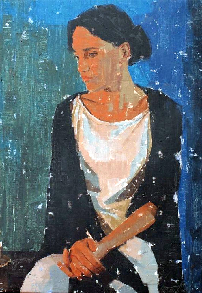 Современный испанский художник. Pedro Fausto Rodriguez Perez 7