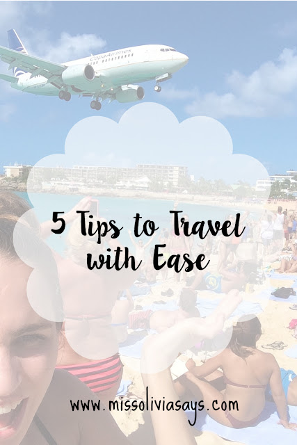 Simple tips to travel with ease and making travel stress free