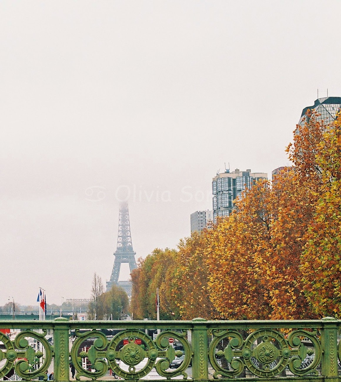 autumn paris