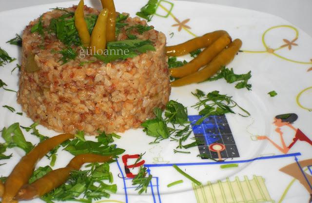 GÜLOANNEMUTFAKTA /Farklı ve nefis Denenmiş Yemekler