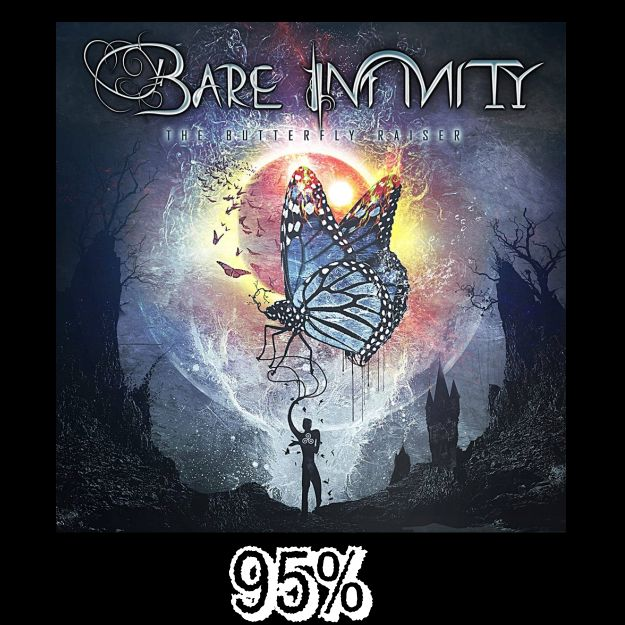 Reviews: Bare Infinity - The Butterfly Raiser