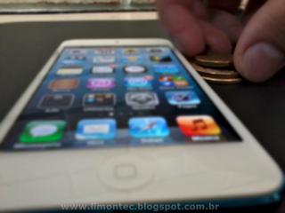 iPod Touch 5 - Reprodução: Limon Tec