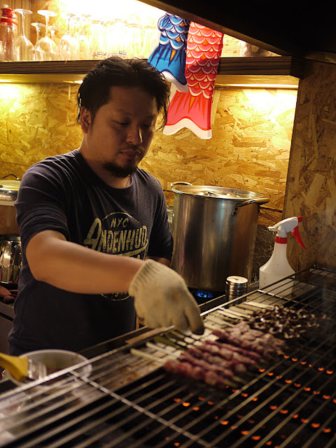 P1290808 - 【熱血採訪】深夜食堂│這輩子休想再叫我去甜在興燒烤鮮魚丼啤酒(已歇業