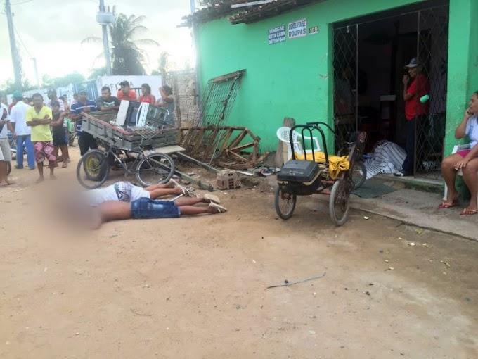 Três pessoas são executadas a luz do dia no bairro Bela Vista em Parnamirim