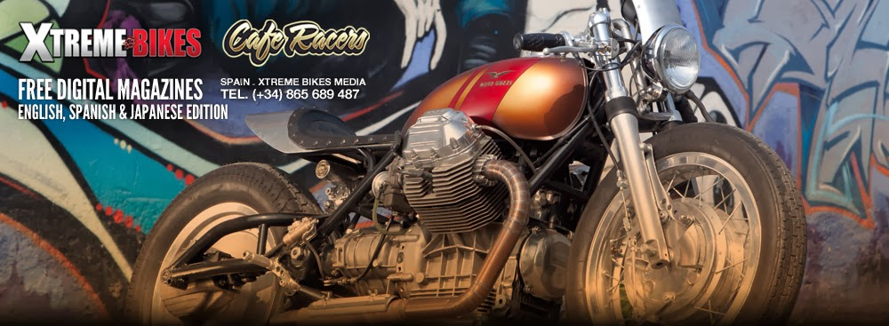 Revista digital Xtreme Bikes& Cafe Racers